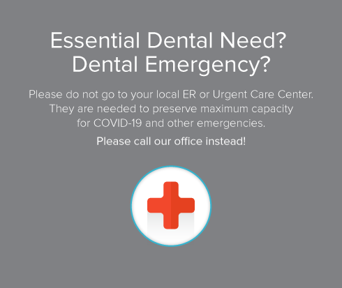 Essential Dental Need & Dental Emergency - Montecito Town Center Dental Group and Orthodontics